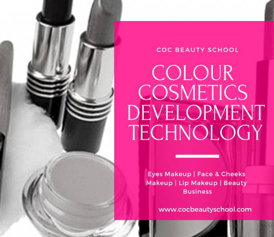 Colour Cosmetics Development Technology