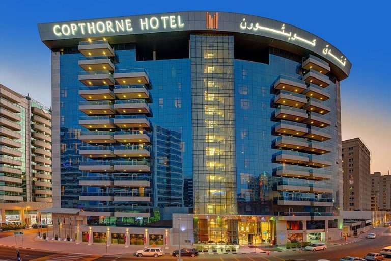 our hotel front